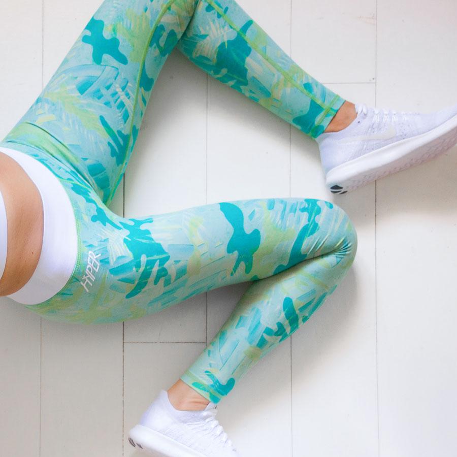 Legging details